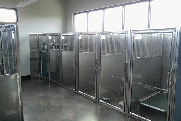 Indoor Kennel